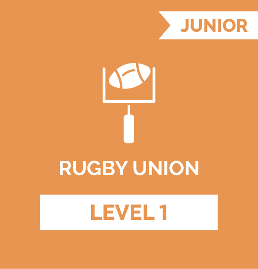 Rugby Union JR - Level 1