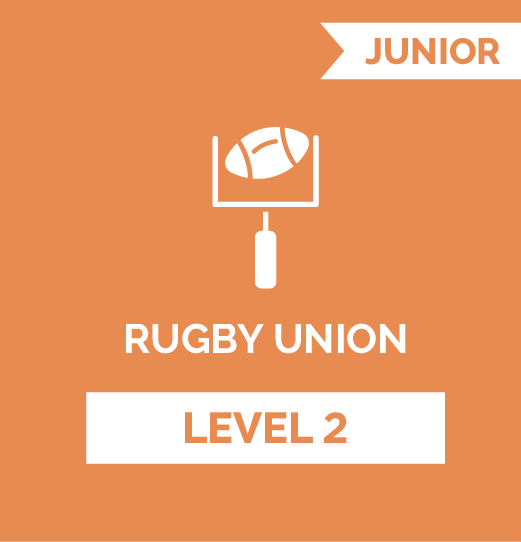 Rugby Union JR - Level 2