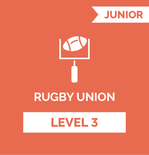 Rugby Union JR - Level 3