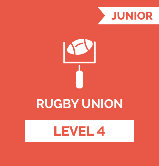 Rugby Union JR - Level 4