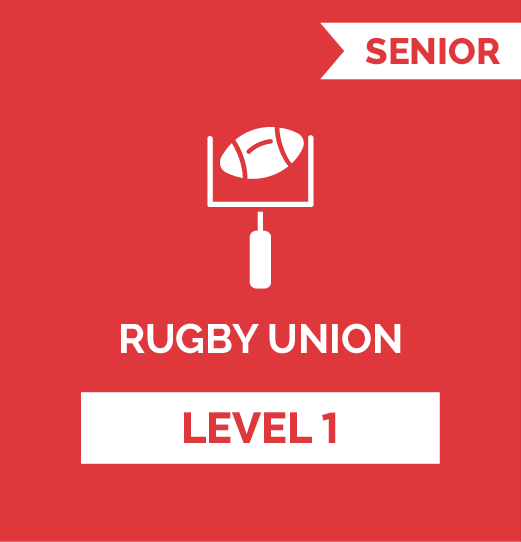Rugby Union SR - Level 1