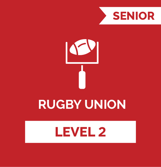 Rugby Union SR - Level 2