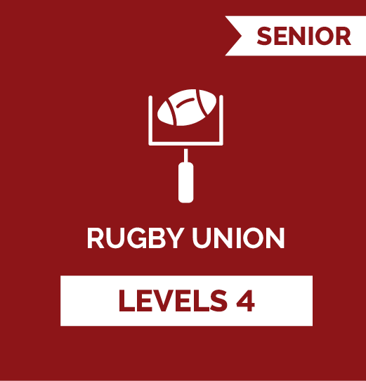 Rugby Union SR - Level 4