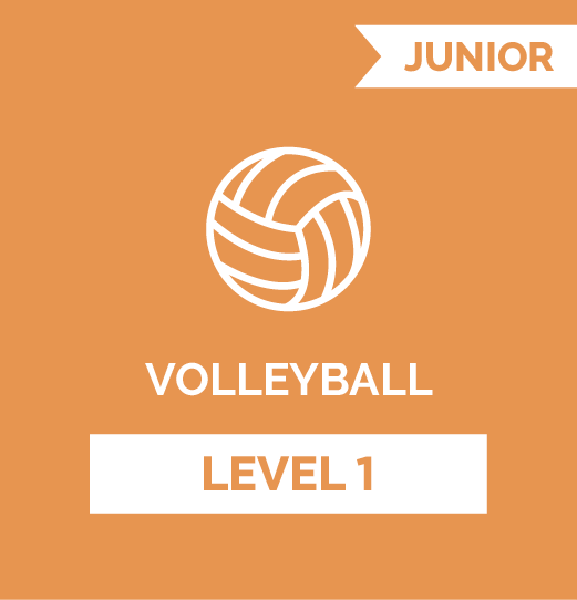 Volleyball JR - Level 1
