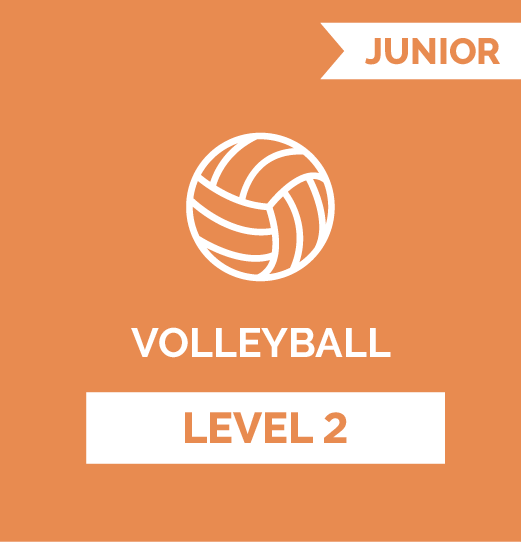 Volleyball JR - Level 2