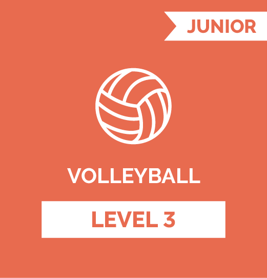 Volleyball JR - Level 3