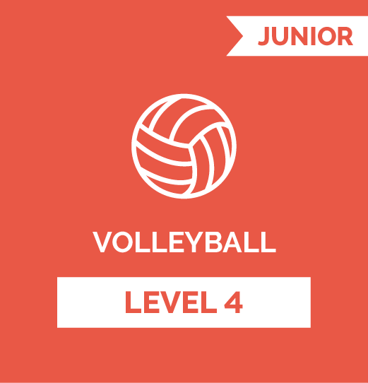 Volleyball JR - Level 4