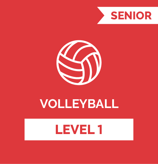Volleyball SR - Level 1