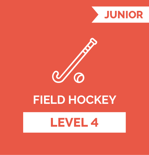 Field Hockey JR - Level 4